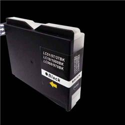 Alpa-Cartridge Compatible Brother MFC240 Black Ink Cartridge LC1000BK also for LC970BK