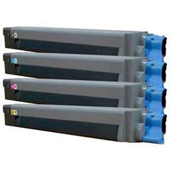 ALPA-CArtridge Comp OKI MC860 Magenta Toner 44059210