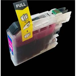 Alpa-Cartridge Compatible Brother Magenta Ink Cartridge LC223M