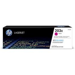 Hewlett Packard [HP] 203X Laser Toner Cartridge High Yield Page Life 2500pp Magenta Ref CF543X