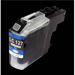 Alpa-Cartridge Compatible Brother Hi Yield Black Ink Cartridge LC127BK