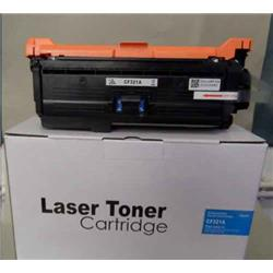 Alpa-Cartridge Compatible HP MFP M680 Cyan Toner CF321A also for 653A