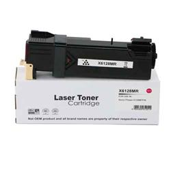 ALPA-CArtridge Remanufactured Xerox Phaser 6128 Magenta Toner 106R01453