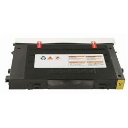 ALPA-CArtridge Remanufactured Samsung CLP510 Yellow Toner CLP-510D5Y