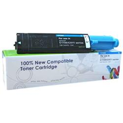 Alpa-Cartridge Remanufactured Epson C1100 Cyan Toner S050189