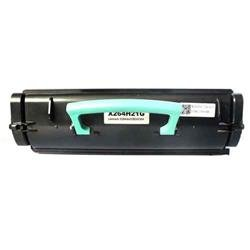 ALPA-CArtridge Remanufactured Lexmark X264 Black Toner X264A11G