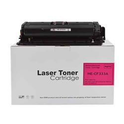 Alpa-Cartridge Remanufactured HP M651 Magenta Toner CF333A also for 654A