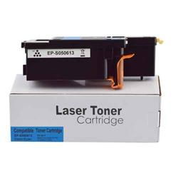 Alpa-Cartridge Compatible Epson C1700 Hi Yield Cyan Toner S050613