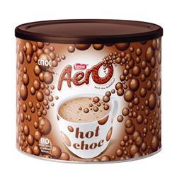 Aero Hot Chocolate 42 Servings Tub 1kg Ref 12281504