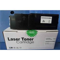 ALPA-CArtridge Comp Dell C2660 Extra Hi Yield Black Toner 593-BBBU