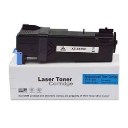 ALPA-CArtridge Remanufactured Xerox Phaser 6125 Cyan Toner 106R01331