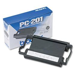 Brother PC201 Black Thermal Fax Ribbion Cartridge 1030 Ref PC-201