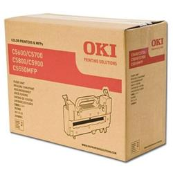 OKI 43363203 (Yield: 60,000 Pages) Black Fuser Unit