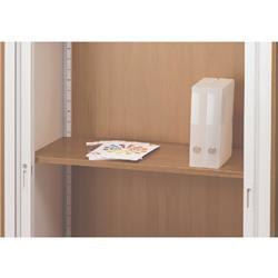 Arista Oak Adjustable Wooden Shelf Ref TKWSOK