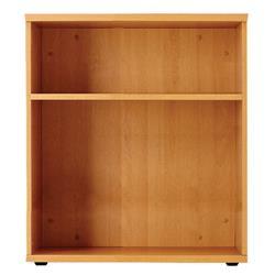 Toccata 1 Oak Shelf 1000mm Bookcase - KF838417