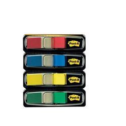 Post-it® Index Mini 683 - colori classici - conf. 4