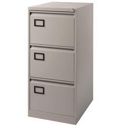 Toccata 3D Filing Cabinet Pl/Grey - XK3B