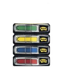 Segnapagina Post-it® Index Freccia 684 - colori classici - 24 ff - conf. 4