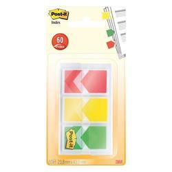 "Segnapagina Post-it® Index Medium ""To Do""  -assortiti  rosso, giallo, verde  - 682-ARR-RYG-EU  - conf.3"