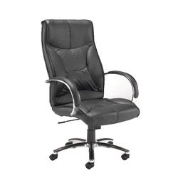 Arista High Back Leather Executive Chair Ref KF78701