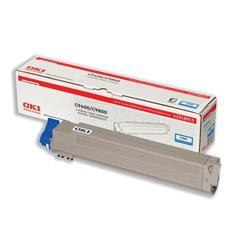 OKI 42918915 (Yield: 15,000 Pages) Cyan Toner Cartridge