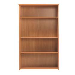 Toccata Bavarian Beech 1750mm Large Bookcase - KF73514