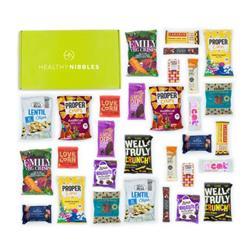 Healthy Nibbles Gluten Free 30 Piece Office Box Ref Gluten30