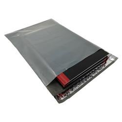 5 Star Recycled Mailing Bag Peel & Seal Closure Grey 330x430mm [Pack 100]