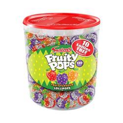 Swizzels Fruit Lollipops [Tub 130]