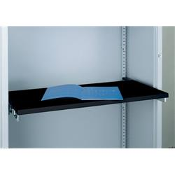 Qube by Bisley Roll Out Reference Shelf Ref BISRRSGRY