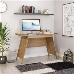 TOWSON TRESTLE DESK BEAUFORT OAK