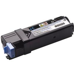 Dell 2150cn/cdn & 2155cn/cdn Laser Toner Cartridge High Yield Page Life 2500pp Cyan Ref 593-11041