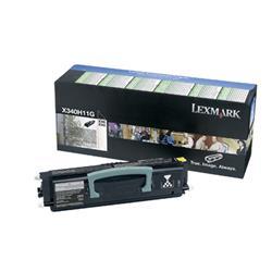 Lexmark X342 6k Black Return Program Laser Toner Cartridge for X342n MFP Ref 0X340H11G