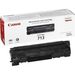 Canon CRG 713 Black Toner Ref 1871B002