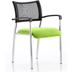 Brunswick Bespoke Colour Seat Chrome Frame myrrh Green Ref KCUP0074