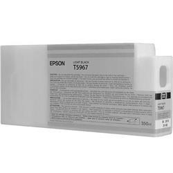 Epson T5967 Ink Cartridge - 350ml (Light Black) for Epson Stylus Pro 7900/9900