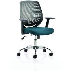 Dura Bespoke Colour Seat Maringa Teal Ref KCUP0207