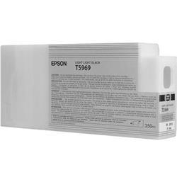 Epson T5959 Ink Cartridge-  350ml (Light Light Black)  for Epson Stylus Pro 7900/9900