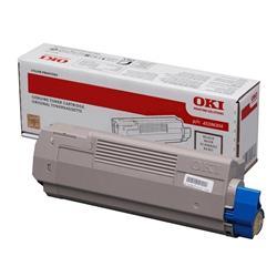 OKI Black Toner Cartridge for MC760/MC770/MC780 Multi Function Printers (Yield 8,000 Pages)