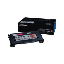 Lexmark C500 Magenta 3k Laser Toner Cartridge  Ref 0C500H2MG