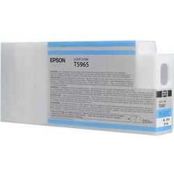 Epson Light Cyan Ink Cartridge 350ml for Stylus Pro 7900/9900