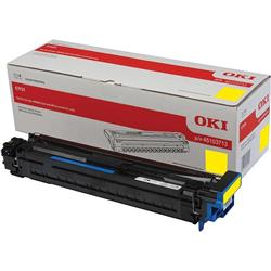 OKI Image Drum (Yellow) for C931 A3 Colour Printers (Yield 40,000 Pages)