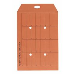 5 Star Office Internal Mail Envelopes Pocket Resealable 120gsm Orange C4 [Pack 250]