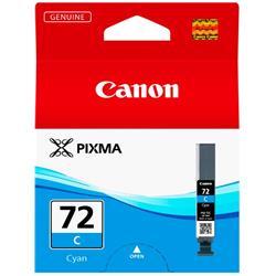 Canon PGI-72 Inkjet Cartridge Page Life 525pp Cyan Ref 6404B002