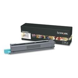 Lexmark C925 Toner Cartridge High Yield Page Life 4000pp Black Ref C925H2KG