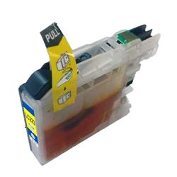 Alpa-Cartridge Compatible Brother Yellow Ink Cartridge LC223Y