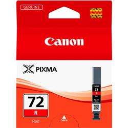 Canon PGI-72 Inkjet Cartridge Page Life 1045pp Red Ref 6410B002