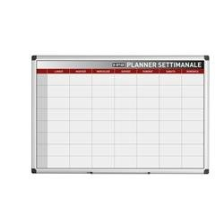 Lavagne planning Bi-Office - settimanale - 90x60 cm  - GA03266170