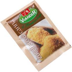 Zucchero di canna in bustine monoporzione Viander - marsupio da 5 g - conf. 200