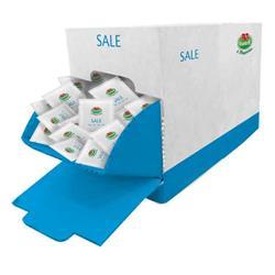 Sale ricristallizzato essiccato VIANDER - essiccato - in bustine monoporzione da 2 g - conf. 500